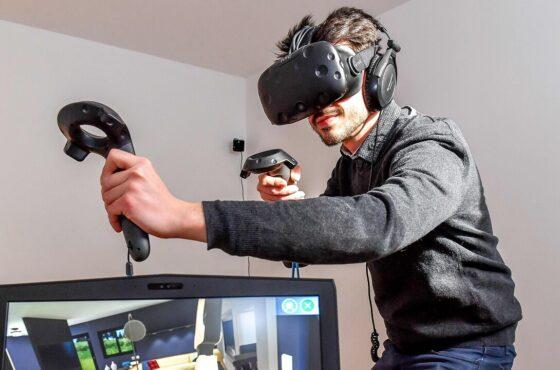 Шлемы виртуальной реальности