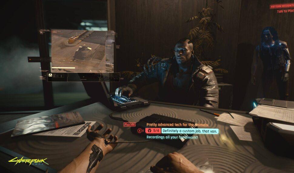 В игре Cyberpunk 2077 будут отсылки к Witcher 3
