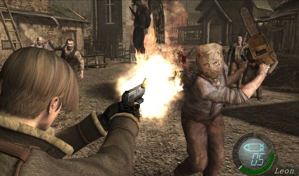 Следующим ремейком от Capcom станет Resident Evil 4
