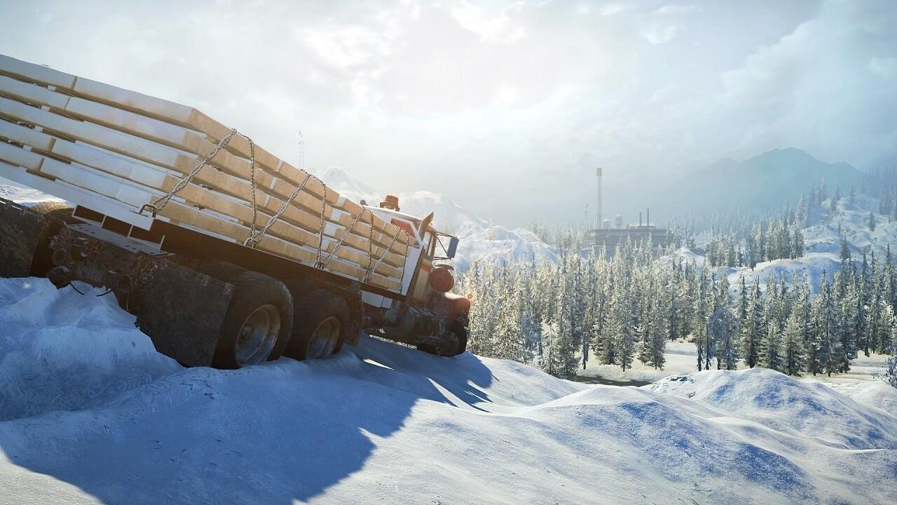 SnowRunner скриншот 1