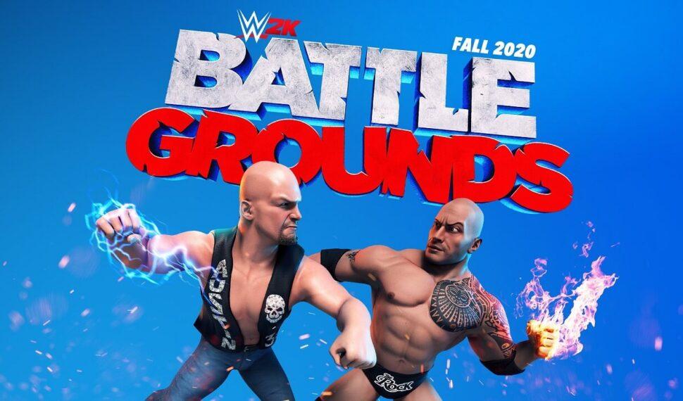 2K Games анонсировала игру WWE 2K Battlegrounds