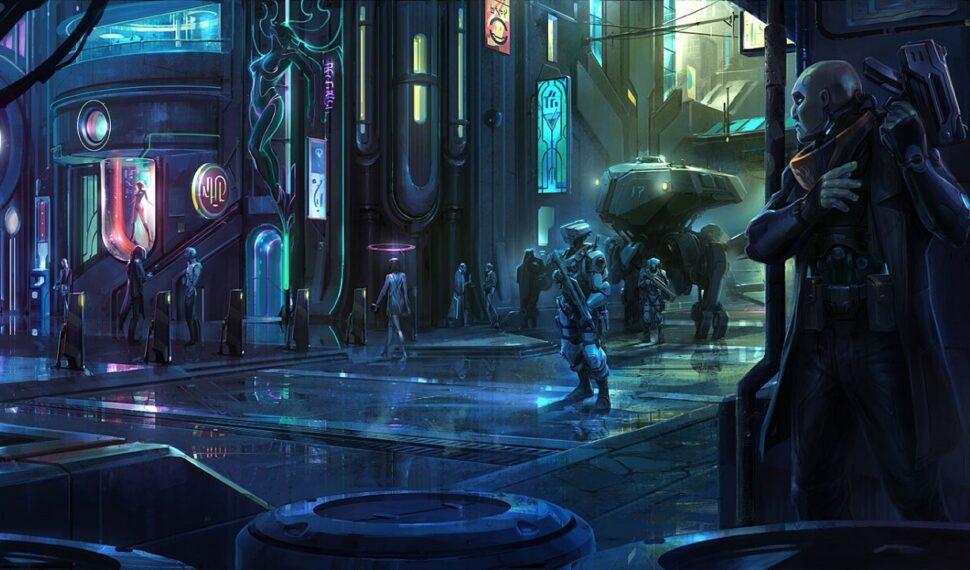 История игры Cyberpink 2077