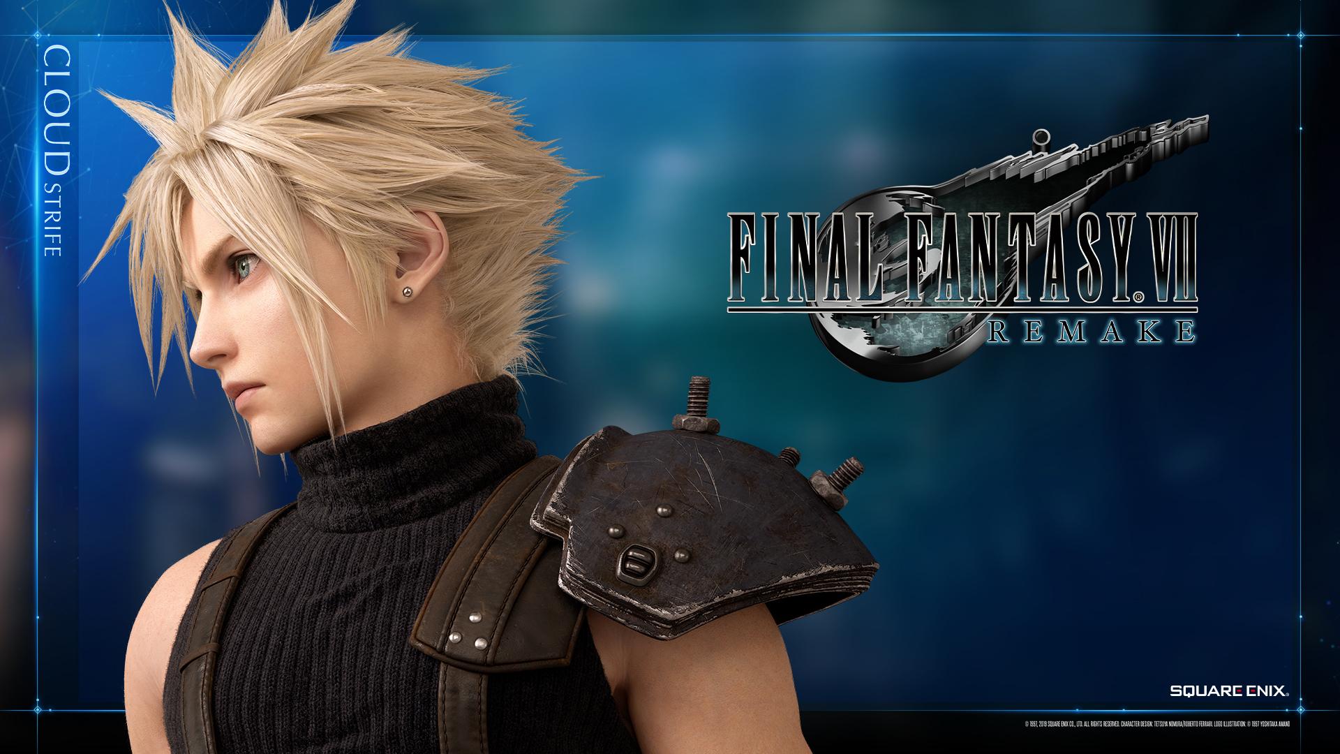 Final Fantasy 7 Remake обои