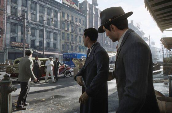 Take-Two анонсировала ремейк трилогии Mafia