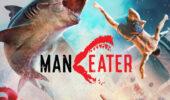 Maneater постер