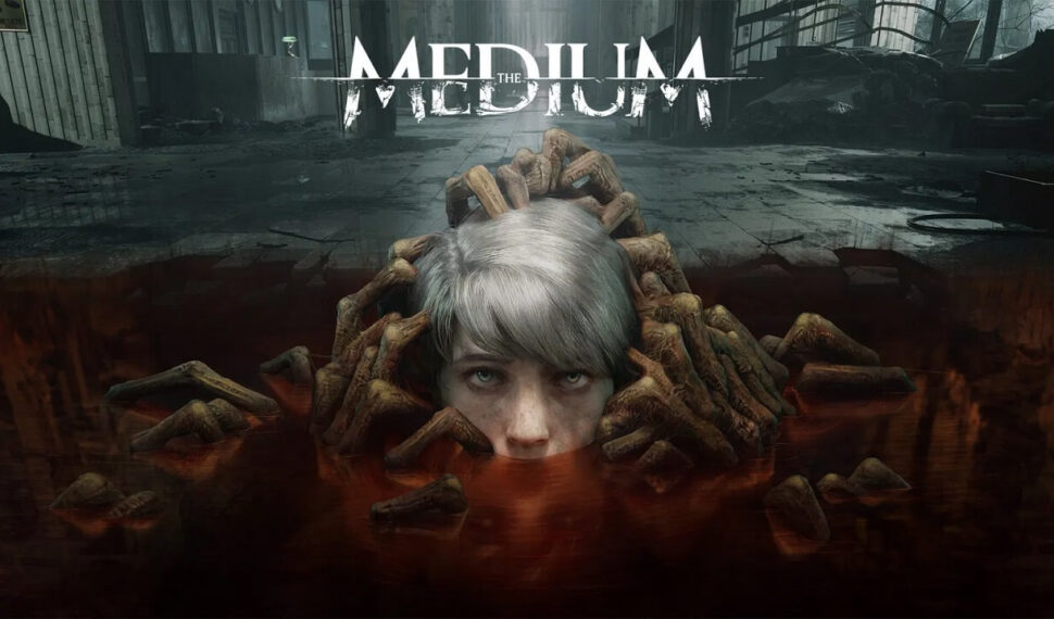 The Medium логотип