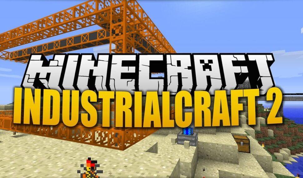 Minecraft: Industrial Craft 2